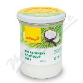Wolfberry Bio panenský kokosový olej 400ml Regenerace a masáže
