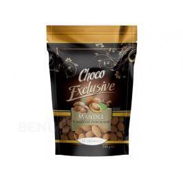 Choco Exclusive mandle v mléčné čokoládě se skořicí, 700g