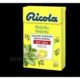 RICOLA Meduňka 40g Krk