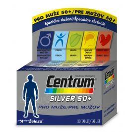 Centrum pro Muže 50+ tbl.30 Ostatní vitamíny