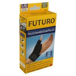 3M FUTURO Bandáž na palec L-XL černá barva