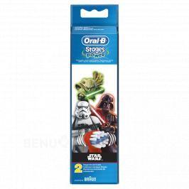 Oral-B kartáčkové hlavice Kids Star Wars 2 ks