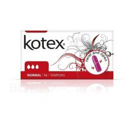 KOTEX Tampony Normal 16ks