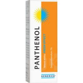 PANTHENOL tělové mléko fresh effect 150ml Generica