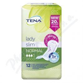 TENA Lady Slim Normal - Inkontinenční vložky (12ks)