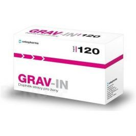 GRAV-IN cps.120 otěhotnění-premen.syndr.-menopauza