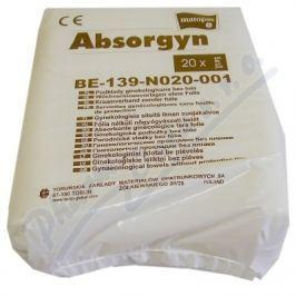 Absorgyn 20 ks. porodnické vložky
