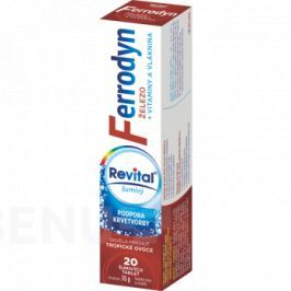 Revital Ferrodyn tbl.eff.20