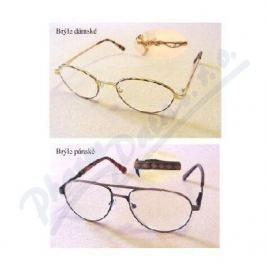 Brýle dioptrické dámské +2.50 č.2444