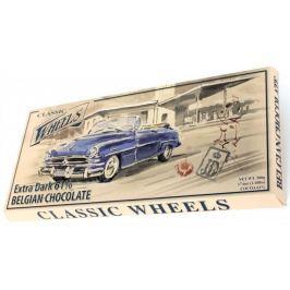 Čokoláda Belgická Classic Wheels Extra Hořká 400g