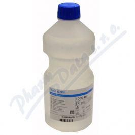 Ecotainer Nacl 0.9% 1000ml šroub. uzávěr Ecotainer