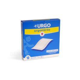 URGO URGOSTERILE Sterilní náplast 10cmx7cm 10ks