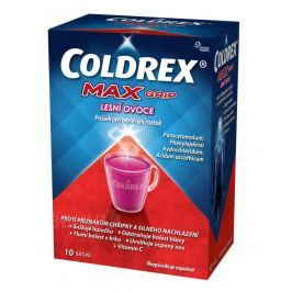 COLDREX MAXGRIP LESNÍ OVOCE 1000MG/10MG/70MG POR PLV SOL 10 II