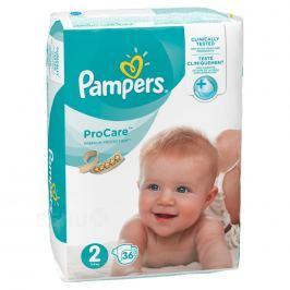 Pampers Pro Care Plenky S2 36 ks