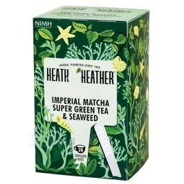 Čaj HH BIO Zelený Matcha a mořské řasy n.s. 20x2g