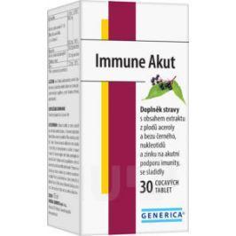 Immune Akut tbl.30 Generica