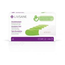 LIVSANE Ovulační test 5 ks