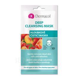 Dermacol Hloubkově čistící textilní maska