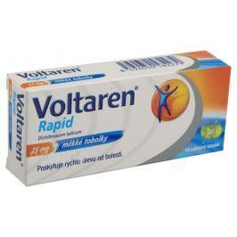 VOLTAREN RAPID 25MG CPS MOL 10 I