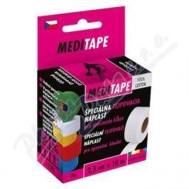 Náplast Mediplast 2.5cmx10m 1ks 1220XTK tejp.bílá