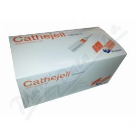 Cathejell Lidocaine C inj.25 x 8.5g