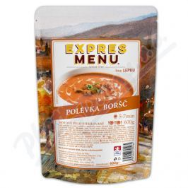 EXPRES MENU Polévka Boršč 2 porce