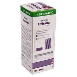 Echinaceové kapky Imunit 100+20ml Benu+