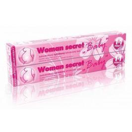 Těhotenský test Woman Secret BABY tyčinkový 2v1