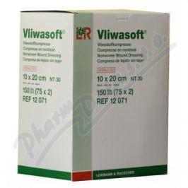 Komprese Vliwasoft steril. 10x20cm/4v. 150ks