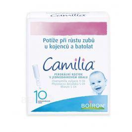 CAMILIA POR SOL MDC 10X1ML