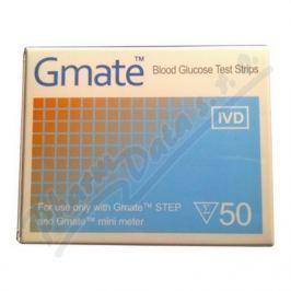 Testovací proužky GMATE 50 ks