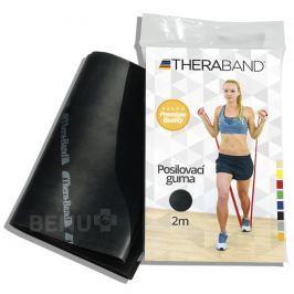 Thera-Band Posilovací guma 2m černá spec. silná
