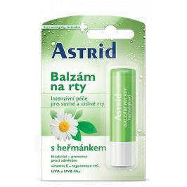 Astrid balzám na rty heřmánkový 4.8g