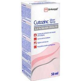 Cutozinc Silver Spray DrKonrad 50 ml