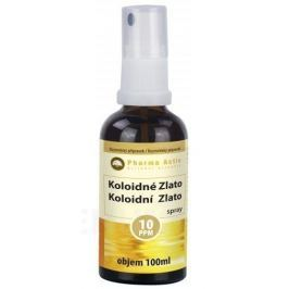 Koloidní zlato 10ppm 100ml spray