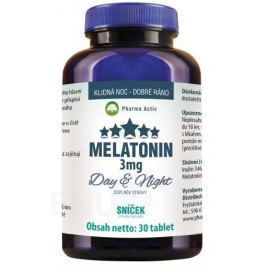 Melatonin 3mg Day&Night 30 tablet