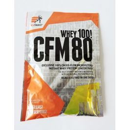 CFM Instant Whey 80 30 g banana, Extrifit