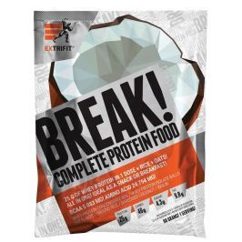 Break! Protein Food 90 g coconut, Extrifit