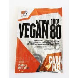 Vegan 80 35 g caramel, Extrifit