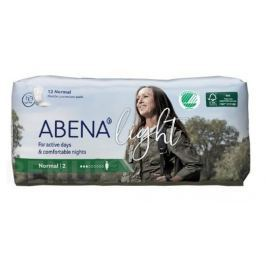 VLOŽKY ABSORPČNÍ ABENA LIGHT NORMAL 2 350ML,12KS