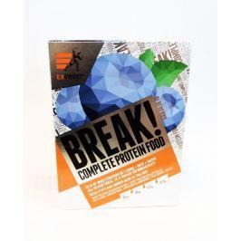 Break! Protein Food 10 x 90 g blueberry, Extrifit
