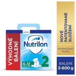 Nutricia Nutrilon 2 Výhodné balení 3x600g