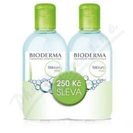 BIODERMA Sebium H2O 250ml + 250ml Festival