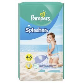 Pampers Splashers kalh. plenky do vody S4-S5 11ks
