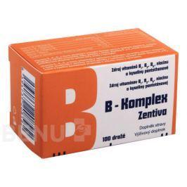 B-komplex Zentiva por.tbl.flm.100 Glass - II. jakost