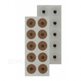 Magnetické náplasti kulaté 10 ks